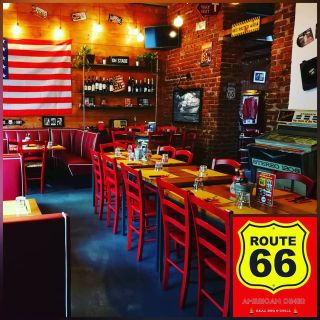 Route 66 American Diner