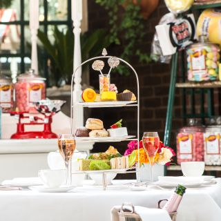 A photo of Afternoon Tea at The Chesterfield Mayfair restaurant