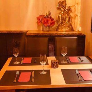 Una foto del restaurante
