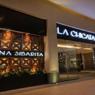 Una foto del restaurante Chicatana