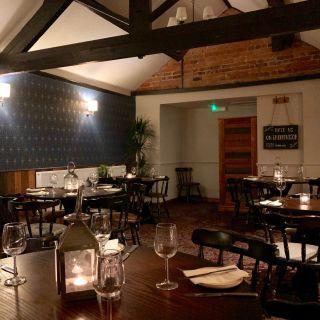 A photo of The Castle Inn Restaurant & Country Pub restaurant