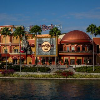 A photo of Hard Rock Cafe - Orlando restaurant