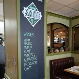 A photo of Santiago's Tapas Whitchurch restaurant