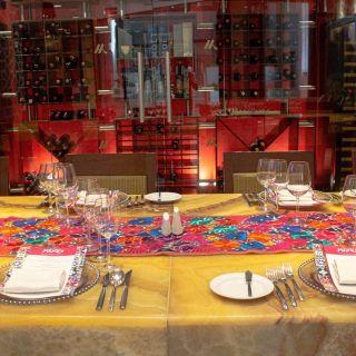 Una foto del restaurante La Cava
