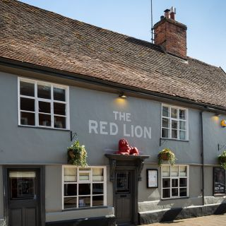 A photo of Red Lion - 90 Thoroughfare restaurant