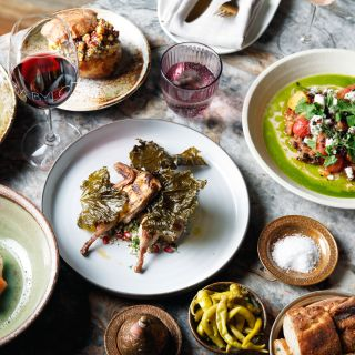 Babylon Restaurant - Sydney