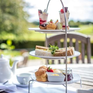 A photo of Afternoon Tea at Barnham Broom restaurant