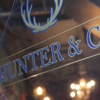 A photo of Hunter and Co. restaurant