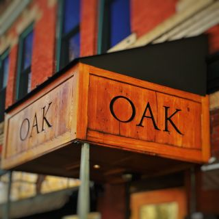 Oak at fourteenth