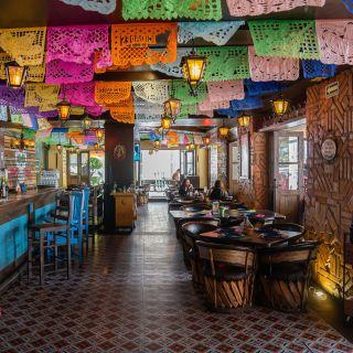 Una foto del restaurante El Mexicano