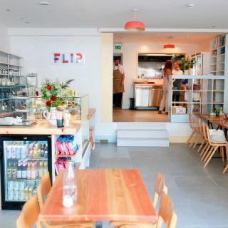 A photo of FLIP restaurant