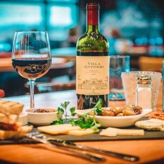 Amalfi Coast Italian + Wine Bar