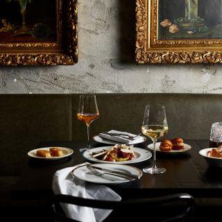 Een foto van restaurant Dessous