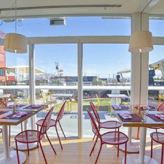 A photo of Downtown Terrace Kitchen & Bar restaurant