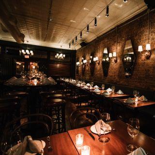 A photo of Alamo Club restaurant