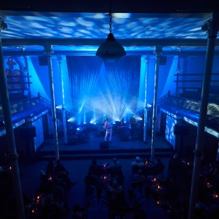 A photo of Le Balcon- Dinner-show / Souper-Spectacle restaurant