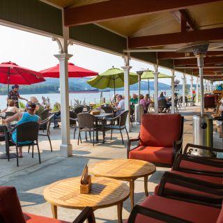 A photo of McMenamins Kalama Harbor Lodge restaurant