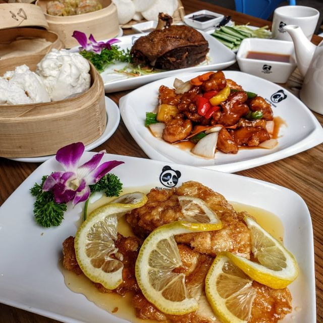 Best Northern Quarter restaurants - Blue Eyed Panda Manchester