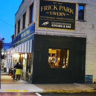 A photo of Frick Park Tavern restaurant