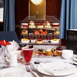 A photo of Afternoon Tea at Brown Thomas by Johnnie Cooke restaurant