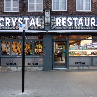 New Crystal Restaurant