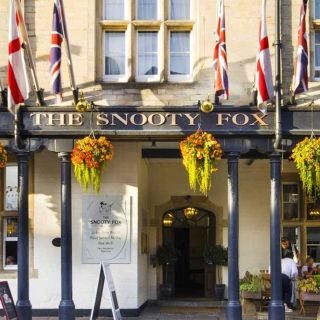 A photo of The Snooty Fox restaurant