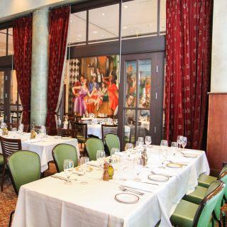Pazzaluna Urban Italian Restaurant & Bar