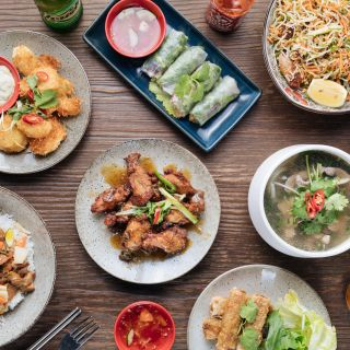 A photo of Typhoon restaurant