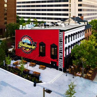 A photo of Pratt Street Ale House restaurant
