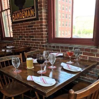 A photo of Shoe City Bistro restaurant