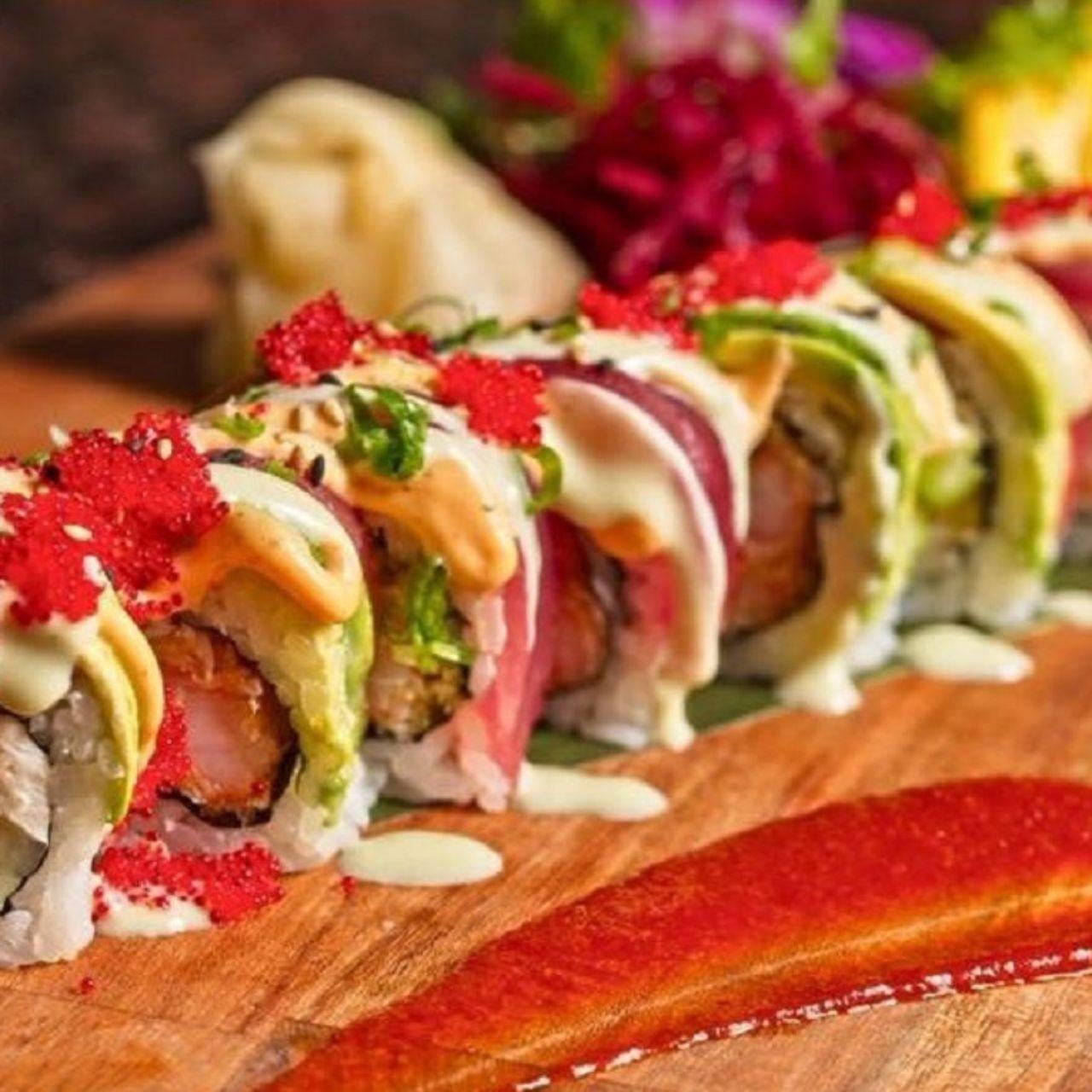 Origami Sushi Bar   Ponzu Sauce   Key West, FL   1280x1280