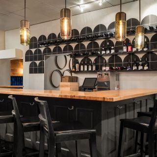 A photo of Cru Cellars restaurant