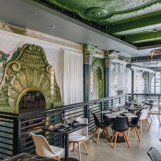PAO Detroit - Modern Dining