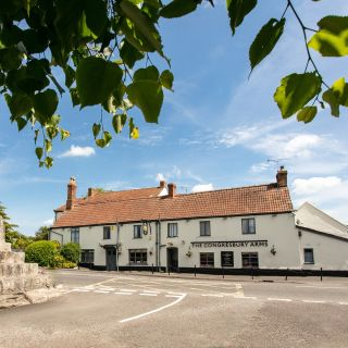 A photo of The Congresbury Arms restaurant