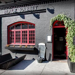 A photo of Black Rabbit restaurant