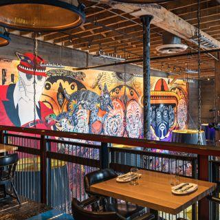 A photo of El Catrin restaurant