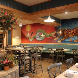 A photo of Cocina de Barrio restaurant