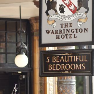 A photo of The Warrington Hotel - Maida Vale restaurant