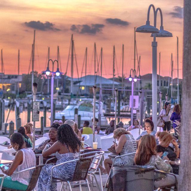 Circles Waterfront Restaurant Apollo