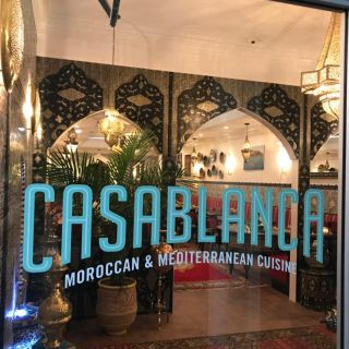 A photo of Casablanca restaurant