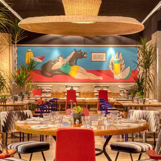 68 Restaurantes Cerca De Glorieta De Cristobal Colon Opentable