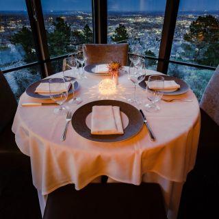 A photo of Flagstaff House restaurant