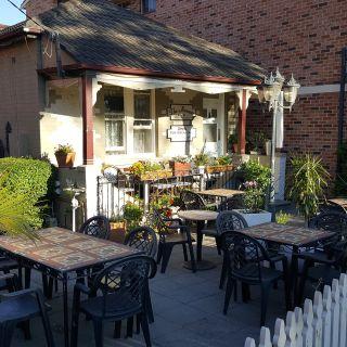 A photo of Salwa's Garden restaurant