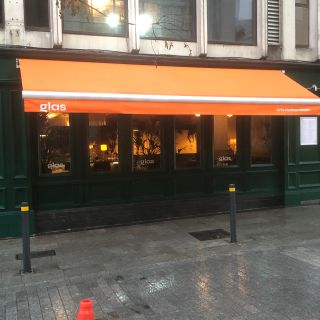 A photo of Glas restaurant