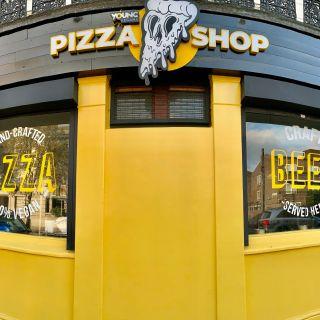 A photo of Young Vegans Pizza Shop restaurant