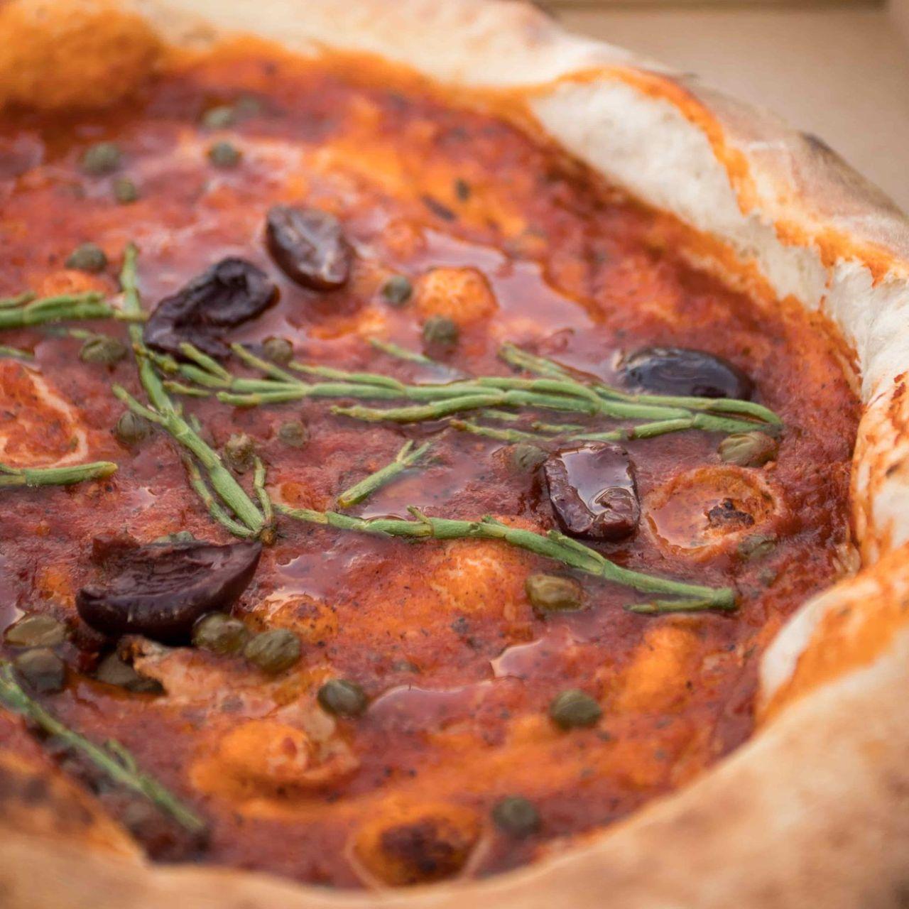 Young Vegans Pizza Shop London Opentable