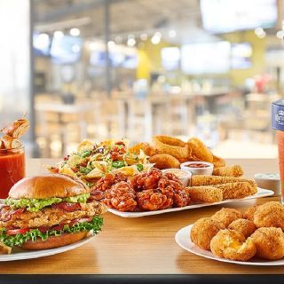 A photo of Buffalo Wild Wings - Southern Pines restaurant