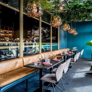 A photo of Restaurant Nomads restaurant