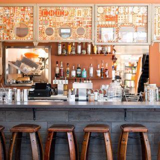 A photo of Chop Bar restaurant