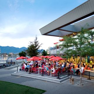 Tap & Barrel • Olympic Village